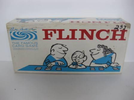 Flinch (1963) - Board Game